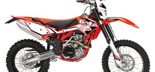 Beta RR4T Modell 2012