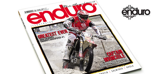 Enduro Illustrated 2011 von Jonty Edmunds