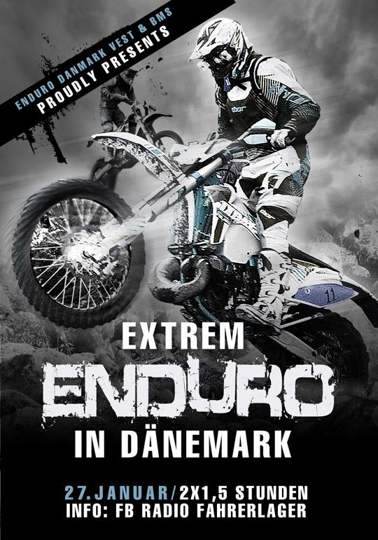 Dänische Meisterschaft Extrem Enduro 2013