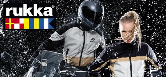 """Neue Rukka Motorradjacken """"Matti"""" und """"Maija"""""""