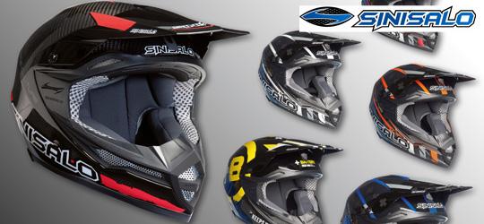 RaceCult - neue Sinisalo MX-Helme