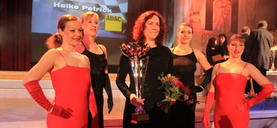 Heike Petrick, Bester Sportler Motorradsport