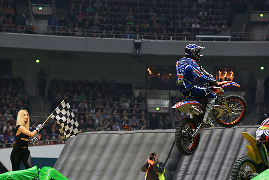 30. ADAC Supercross Dortmund 2013