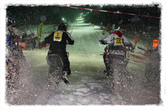 SnowSpeedhill Race 2013