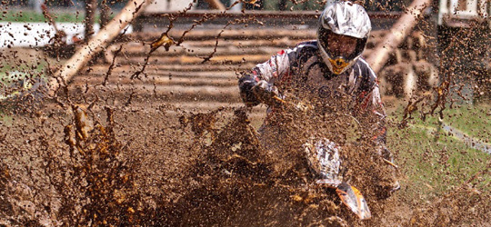 2 Tage Enduro – Cross – Trial über künstliche Hindernisse beim bregring rodeoX am 15./ 16. Juni 2013.