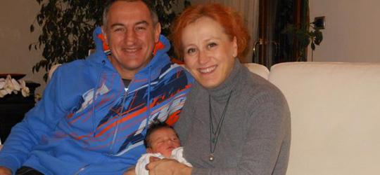 Gio, Silvia & Raul Sala