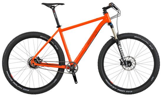Der Hauptpreis - ein IDWORX Rockn Roller Bike im Wert von 3.850 €!