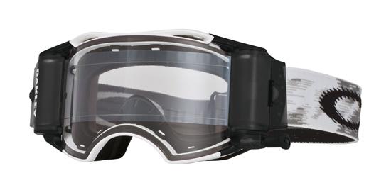 Die Oakley Airbrake™ MX ist das Ergebnis von 35 Jahren, die Oakley in die Entwicklung von Motocross-Goggles investiert hat.