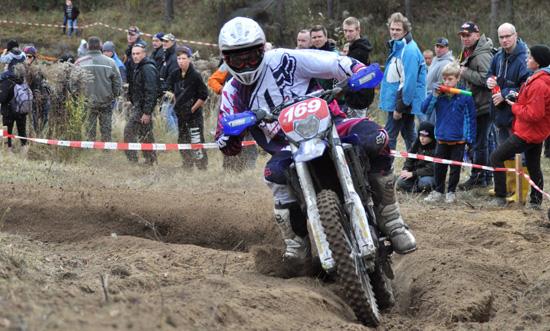 Kai-Arne Petruck unterwegs für das Team Teuber Motorsport.