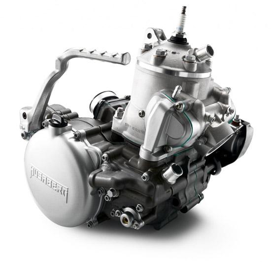 Motos TE250/300
