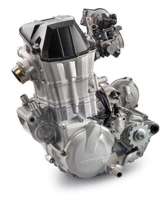 Motor FE450/501