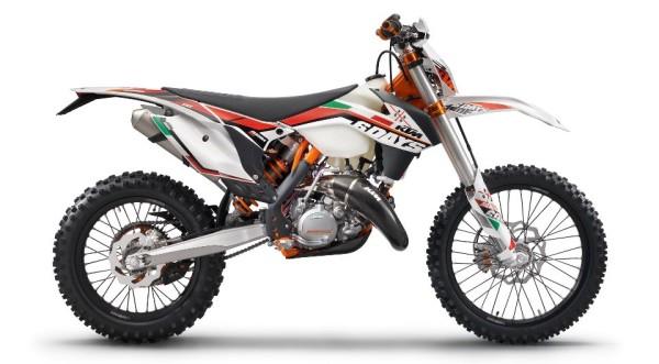 KTM 125 6DAYS EXC 2014