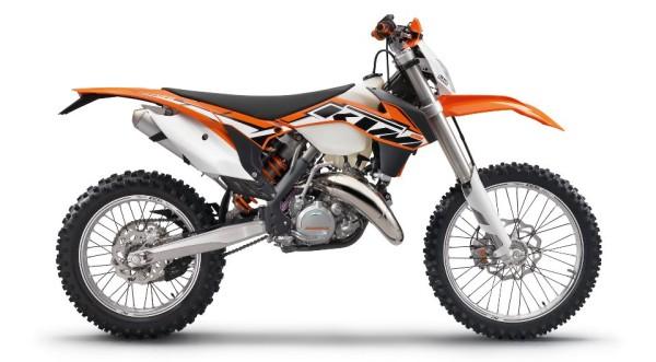 KTM 125 EXC 2014