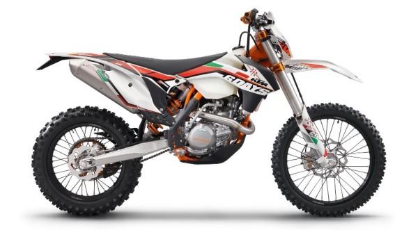 KTM 500 6DAYS EXC 2014