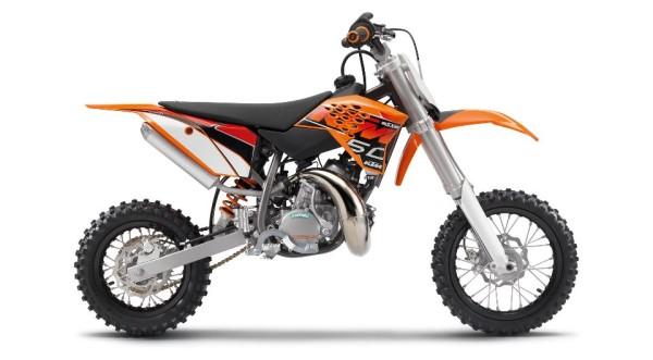 KTM 50 SX 2014
