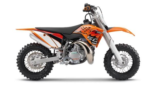 KTM 50 SX MINI 2014