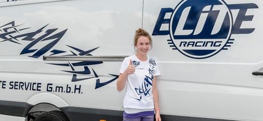 Julia Schrenk ist die Rally Queen!