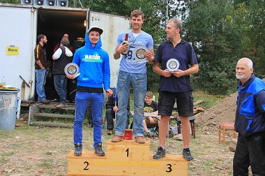 Siegerehrung Sportfahrer 3