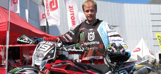 Juha Salminen beendet seine Laufbahn.