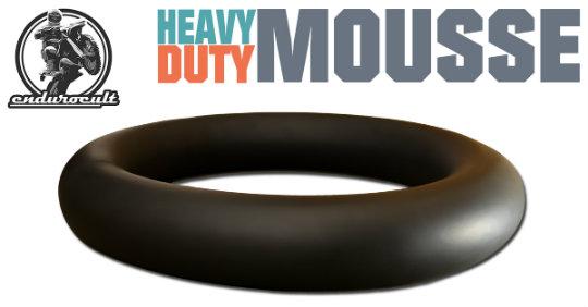 HEAVY DUTY MOUSSE - JETZT NEU BEI ENDUROCULT.DE