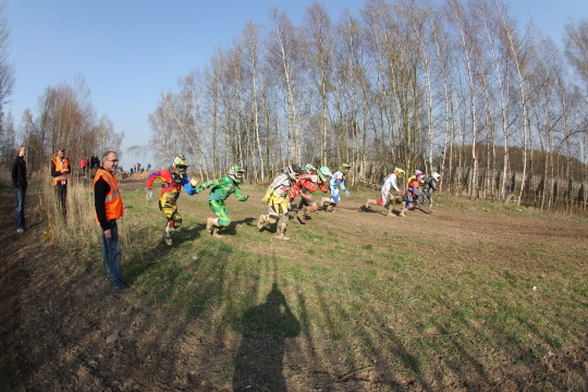 Start zum Champ Race