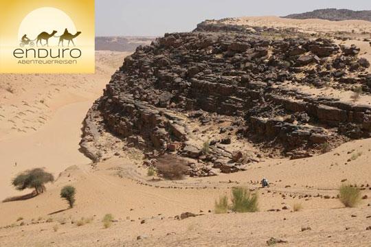 Enduro Abenteuer Reisen organisiert eine Enduroreise der Extraklasse: Mauretanien