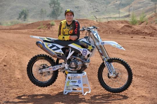 Jason Andersen ( Foto: Husqvarna Motorcycles )