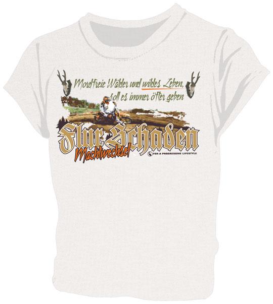 Direkt zum T-Shirt geht es hier: https://flurschadenart.wix.com/flurschaden