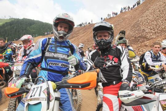 Marcus Schmidt ( links ), Sascha Kumant ( rechts )