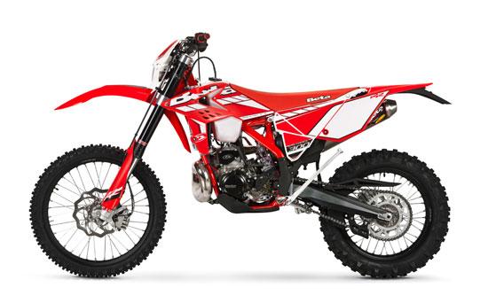 Der Motor kommt direkt aus dem 2014 RR Race Edition und enthält einen neuen Zylinder, Brennkammer und CDI.