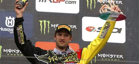 Kevin Strijbos ( Foto: www.suzuki-racing.com )
