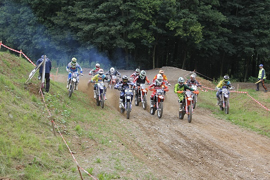 Start zum Sportfahrerlauf