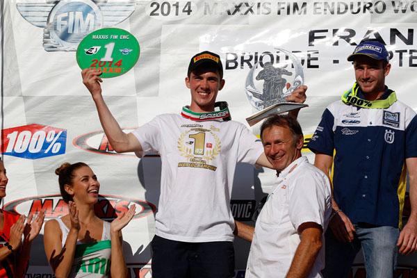 Daniel McCanney ist neuer Junioren Weltmeister