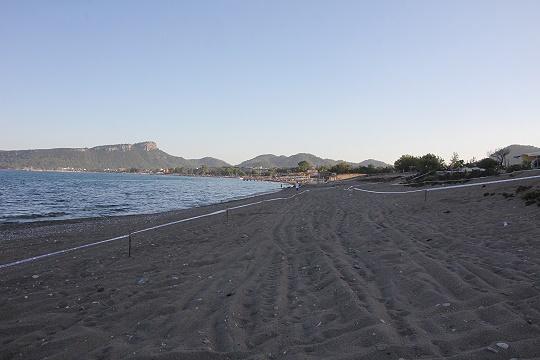 Das Beach Race wartet auf die Fahrer
