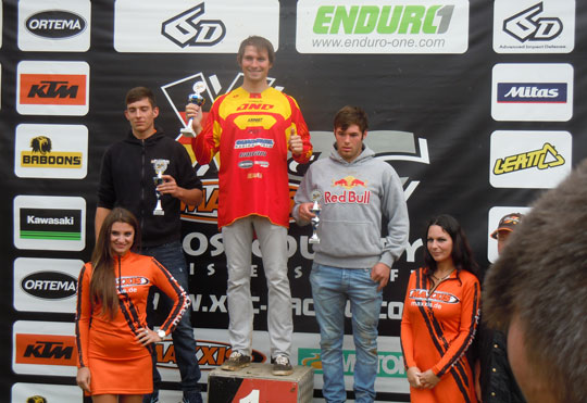 Max Freund ist in der Gesamtwertung uneinholbar für die Konkurrenz und sichert sich frühzeitig den 6. Titel in Folge !