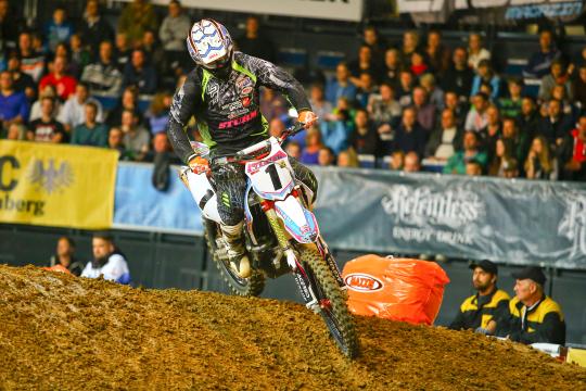 Tagessieger SX1 Gregory Aranda (Frankreich)