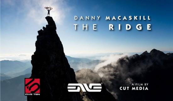 Danny Macaskill in THE RIDGE