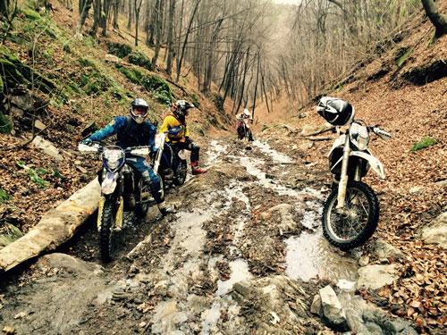 Endurotours-Romania einen speziellen Vorsaison Rabatt