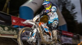 Marko Barthel auf KTM Freeride E