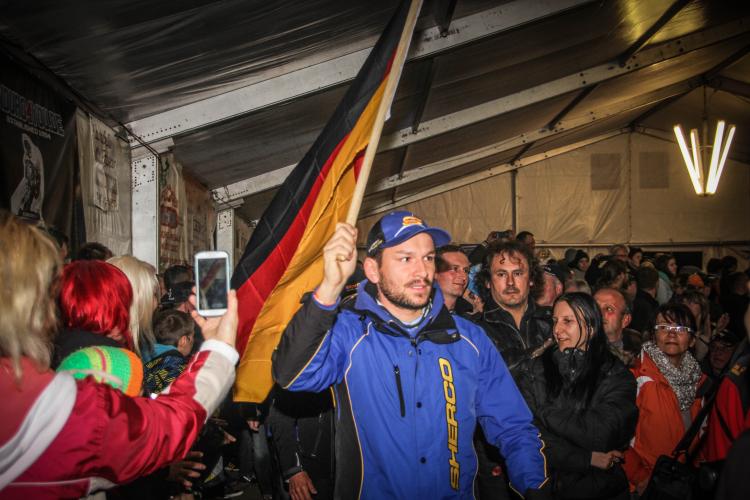 Marcus Kehr hängt eine weitere Saison in der DIM Europe Extrem EM ran