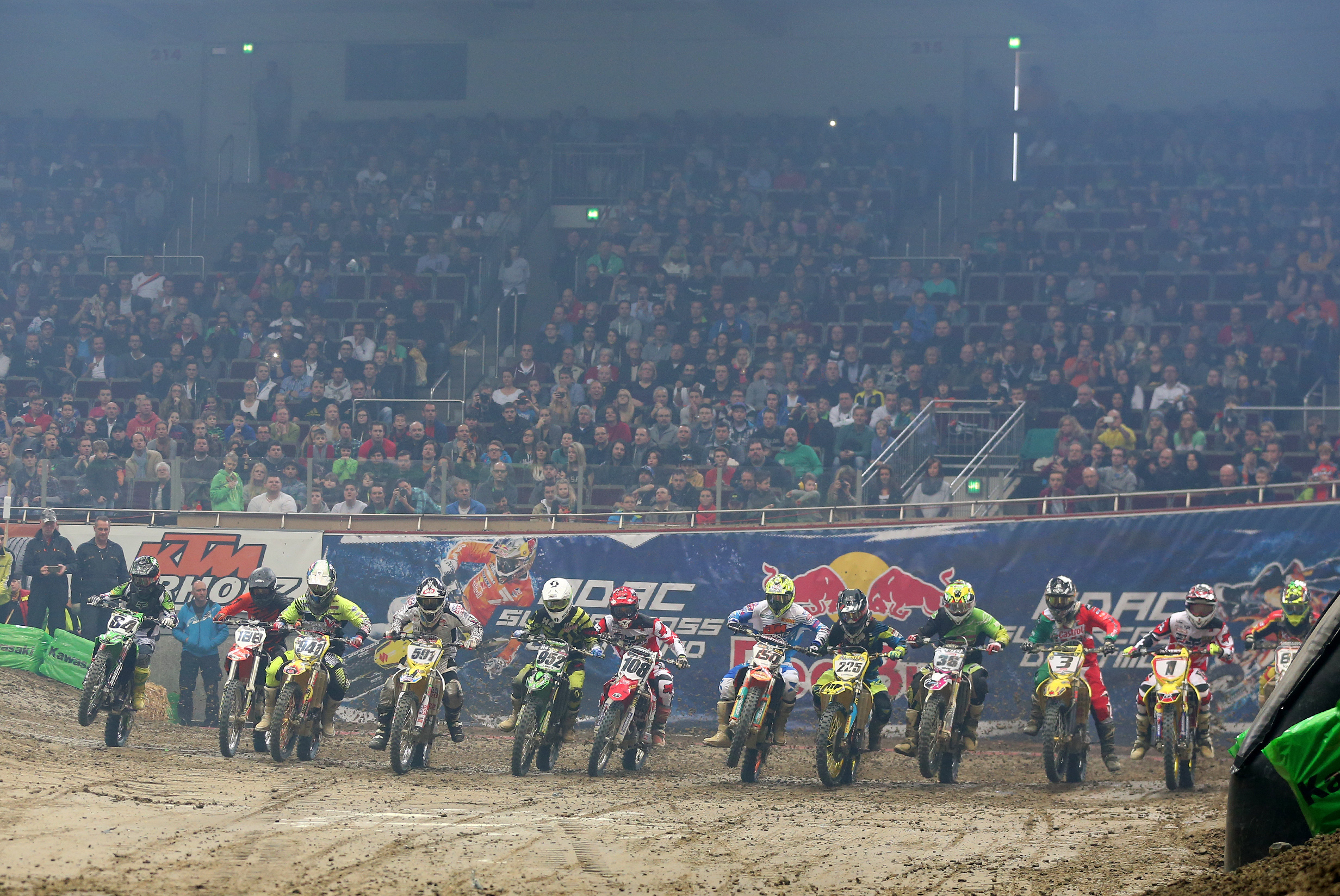 31. ADAC Supercross Dortmund 2014