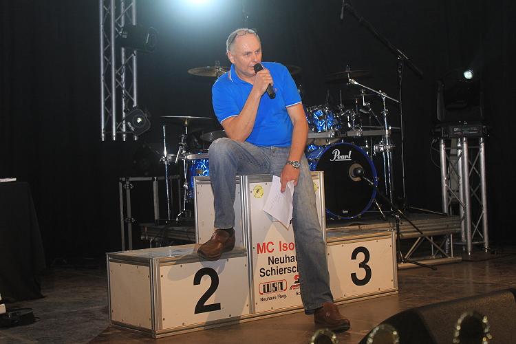 Vereinschef Thomas Sünkel
