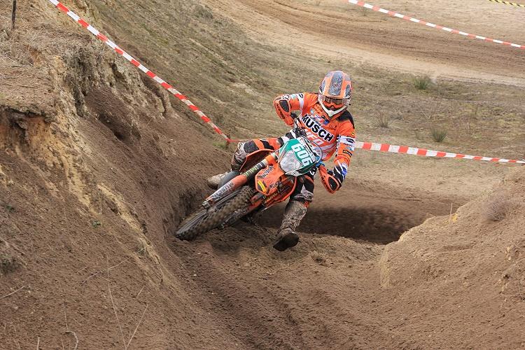Yanik Spachmüller mit Platz 2 bei den Junioren