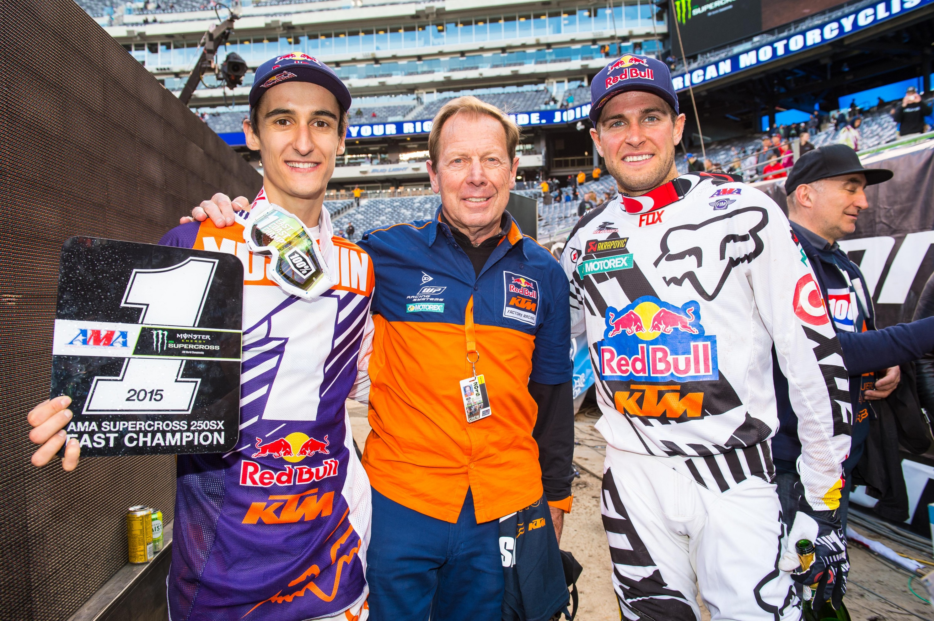 Marvin Musquin (links)