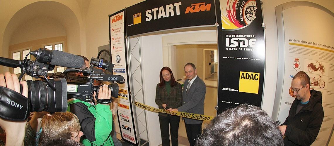 51000 Gäste waren seit der Eröffnung zur ISDE Ausstellung