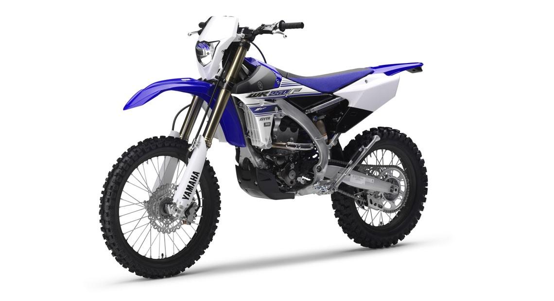 yamaha wr 250f: