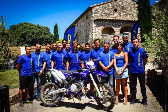 Sherco Team