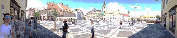 Ziel Sibiu City