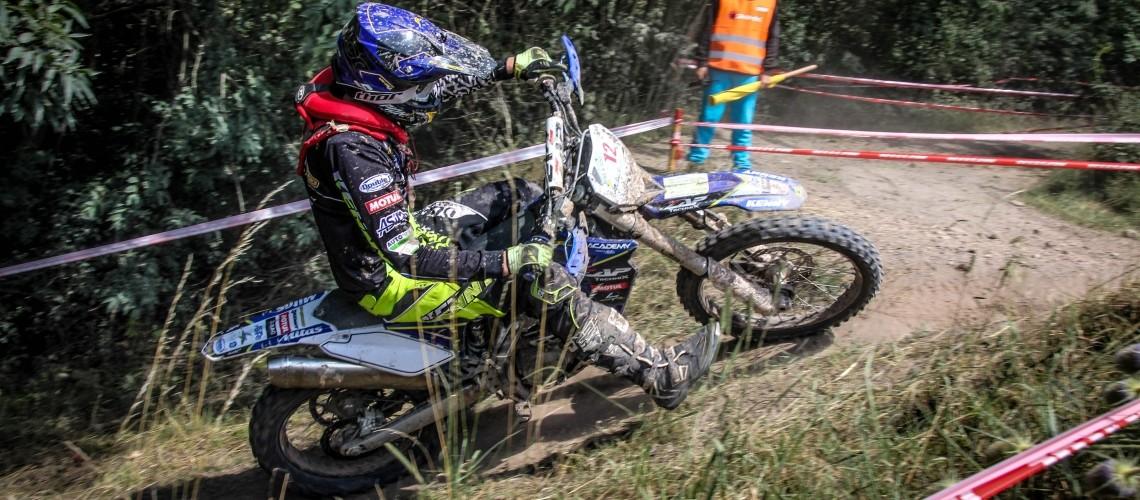 Maximilian Hoppe - Platz 4 bei Bike&Bike