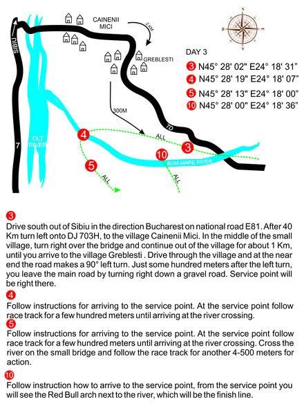 Service Punkt 3, Ziel Punkt 10